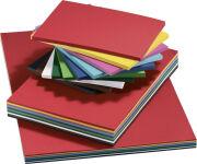 Papiers de couleurs