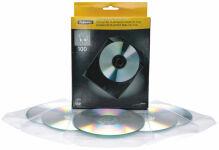 Etuis plastique pour CD/DVD