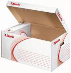 Boîtes avec couvercle rabattable