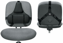 Support dorsal & ergonomie