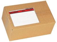 Porte-documents pour colis