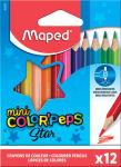 Sets de mini crayons de couleurs