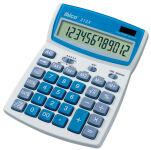 ibico Calculatrice de bureau 212X, écran LCD à 12 chiffres