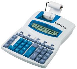 ibico Calculatrice imprimante 1221X semi-professionnelle