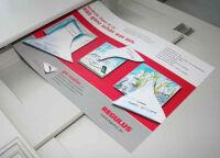 REGULUS film polyester SIGNOLIT SC, format A4, blanc