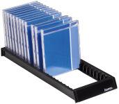 hama Support pour CD 'CD Flipper', pour 22 CD, noir
