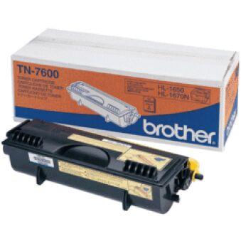 brother Toner pour brother HL-1650/HL-1670N, noir