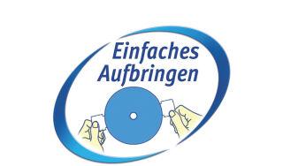 AVERY Zweckform Etiquette CD/DVD SuperSize, blanc