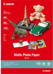 Canon Papier photo MP-101, mat, 170 g/m2, A4, 50