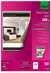 sigel Papier photo, A4, 200 g/m2, glossy recto-verso