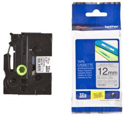 brother TZe-Tape TZe-731 cassette à ruban, Largeur: 12 mm,