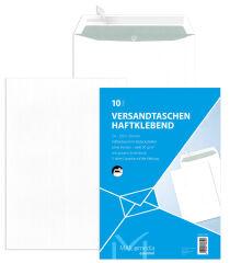 MAILmedia pochette d'expedition offset, C4, blanc