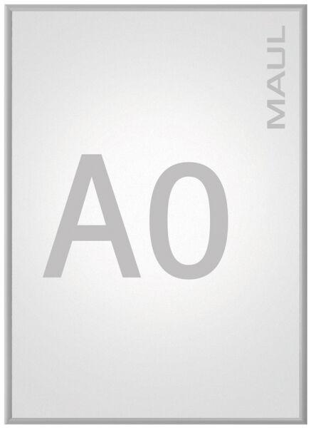 maul 8716489 25 90 maul cadre pour affiches standard a2 cadre en aluminium. Black Bedroom Furniture Sets. Home Design Ideas