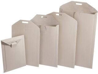 Inapa Pochettes d'expédition pour livres, 240 x 315 mm (Z3),