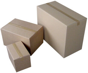 HAPPEL Carton ondulé à plier 379