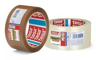 tesa tesapack Ruban adhésif 4024, en PP, 50 mm x 66 m