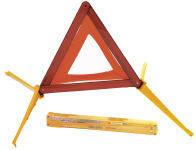 LEINA Triangle de présignalisation Compakt 08, modèle EURO,