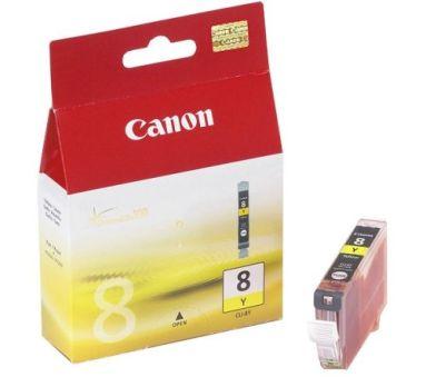 Canon Encre pour Canon Pixma IP4200/IP5200/IP5200R, jaune