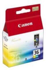 Original Encre pour canon PIXMA mini 260, CLI-36, 3 couleurs
