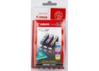 Original Multipack pour canon PIXMA iP4600, CLI-521