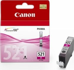 Canon Encre pour canon PIXMA iP4600, CLI-521, magenta