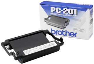 brother kit cartouches pour brother Fax 1010/1020, noir