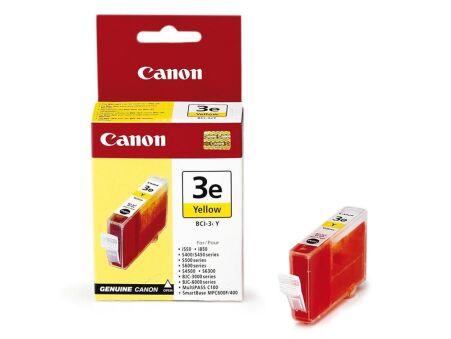 Original Encre pour canon BJC3000/BJC6000/S400/S450, jaune
