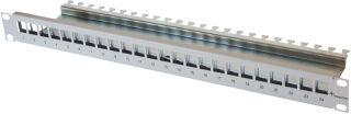 Telegärtner Support de module 19' 1U, non équipé