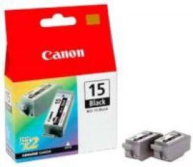 Canon Encre pour Canon I70/I80, noir, contenu: 2 pièces