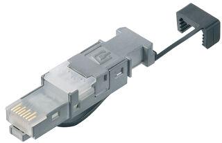 Telegärtner fiche STX RJ45, Cat.6, pour AWG 22 - 26 câble