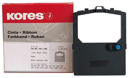 RADEX ruban pour OKI ML 590/591, nylon, noir