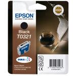 Cartouche jet d'encre origine EPSON Stylus C70/C80, noir