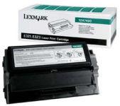 Toner à rendre original pour LEXMARK X340/X342 N, noir