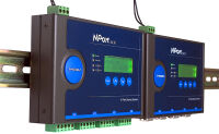 MOXA Serveur Serial device Industrial Ethernnet, 4 ports,