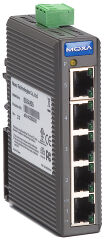 MOXA Unmanaged Industrial Ethernet Switch, 8 ports, EDS-208
