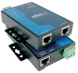 MOXA Serveur Serial Device, 2 ports, RS-232 und RS-422/485