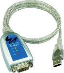 MOXA Adaptateur USB - RS422/485 série, avec env.30 cm câble