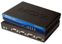 MOXA hub RS-232 avec port USB 2.0, 4ports,desktop, sans bloc