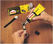 Pattex Colle de contact classic, avec solvant, tube de 50 g