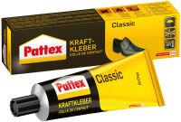 Pattex Colle de contact classic, avec solvant, tube de 125g