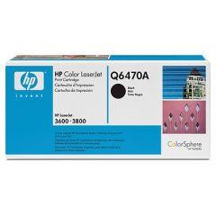 hp Toner pour hp Color LaserJet 3600, noir