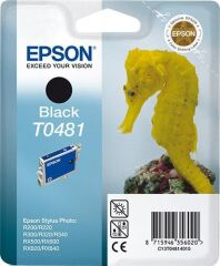 Cartouche jet d'encre origine EPSON Stylus Photo R300, noir