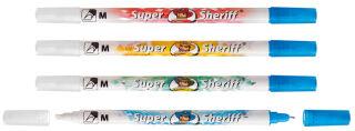 Pelikan Effaceur d'encre Super Sheriff 258M, carte blister