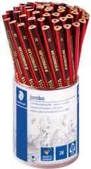 STAEDTLER Crayon d'initiation à l'écriture jumbo, pot de 50