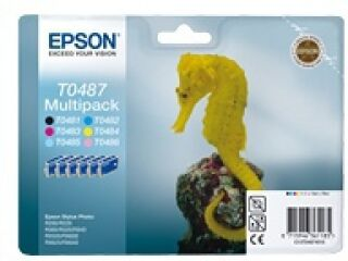 Original Pack multiple pour EPSON Stylus Photo R200/R300