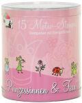 HEYDA Kit de tampons à motifs 'princesses & fées', boîte