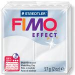 FIMO Pâte à modeler EFFECT, à cuire, transparent, 56 g
