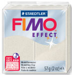 FIMO Pâte à modeler EFFECT, à cuire, or métallique, 57 g