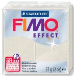 FIMO Pâte à modeler EFFECT, à cuire, nacre métallique, 57 g