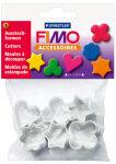 FIMO Moules à découper pour pâte à modeler, en métal, 6